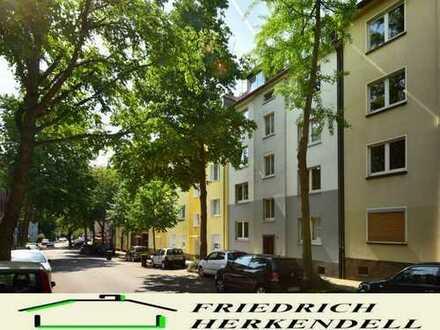 1993 modernisiert + helle Keramikböden + ruhige Wohnstraße + Eigennutzung oder Kapitalanlage