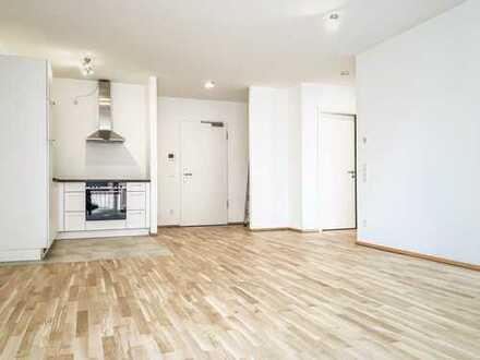 Erstbezug: hochwertige 2-Zimmer-Wohnung mit EBK in FFM Zentrale Lage