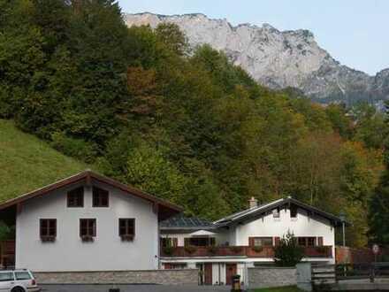 Schöne drei Zimmer Wohnung in Berchtesgadener Land (Kreis), Marktschellenberg