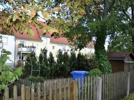 °°° 3-Raum-ETW mit Einbauküche, Balkon und Garten °°°