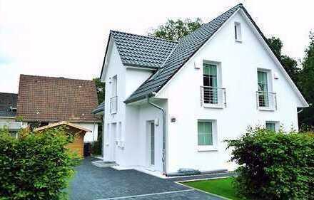Neubau in Klausdorf ganz dicht am Wasser