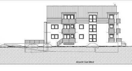 Großzügige 3-Zimmer-Wohnungen in neugebautem MFH in Reutlingen-Sondelfingen