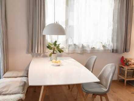 Neuwertige, idyllische Gartenwohnung, 3-Zimmer, in Top Lage