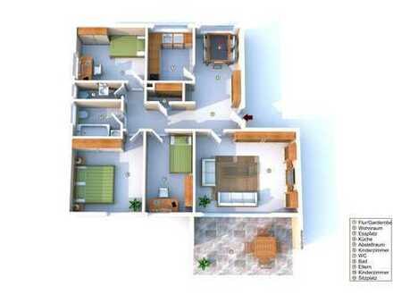 TOP Kapitalanlage: schöne Wohnung in Gundelfingen