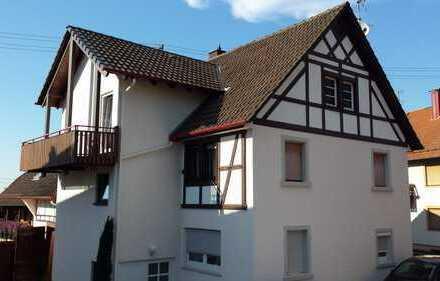 Großzügige und ruhige 3 Zimmer Wohnung in Baden-Baden-Neuweier