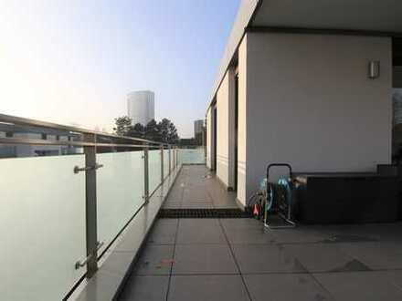 4-Zimmer Penthouse-Wohnung in D-Mörsenbroich