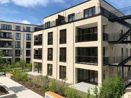 Die neuen Südhöfe: 3-Zimmerwohnung in einer Stadtvilla