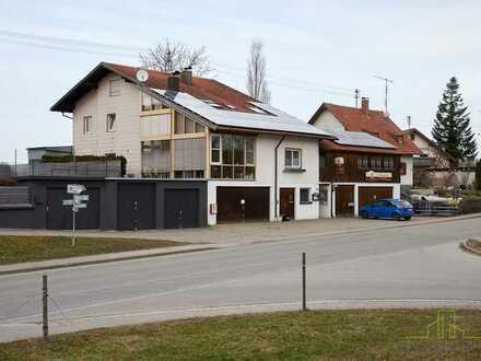 Einfamilienhaus mit Appartement, Gewerbeeinheit und PV-Anlage für Kapitalanleger und Handwerker!