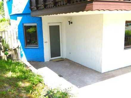 Schöne 1-Zimmer-Wohnung in Ammerbuch-Poltringen ab 1. August 2021 zu vermieten.