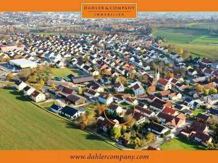 Individuell bebaubares Traum-Grundstück mit Altbestand in stadtnaher Premium Lage