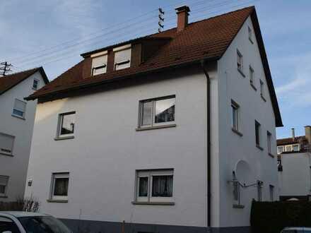 Charmantes 2 Familienhaus mit Garten in zentraler Lage in Winnenden