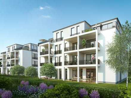 Neubau Erstbezug - goßzügige 4-Zimmer-ETW, hochwertige Ausstattung, Parkett, Balkon, Aufzug u.v.m.