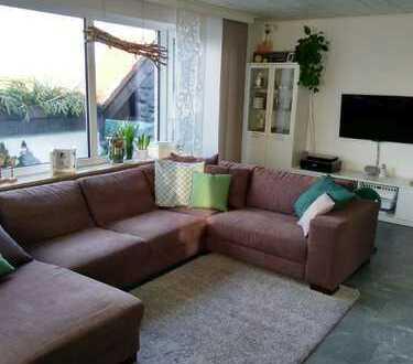 Schöne, renovierte DG Maisonette Wohnung mit Garten und Garage in Forchheim (Kreis), Eggolsheim