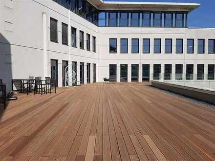 Perfekt für Teams: Moderner Büroraum im SleevesUp! Coworking Space *Provisionsfrei*