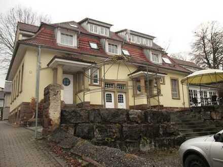 Denkmalgeschütztes Hotel im Jugendstiel zu verkaufen, ein Schmuckstück! In Gondelsheim