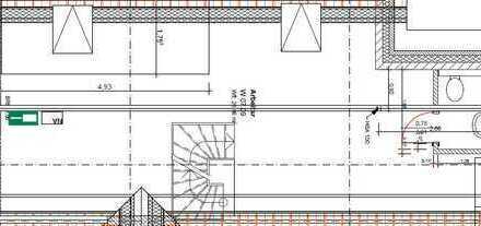 Erstbezug: schöne 5-Zimmer-Maisonette-Wohnung mit Balkon in Gütersloh