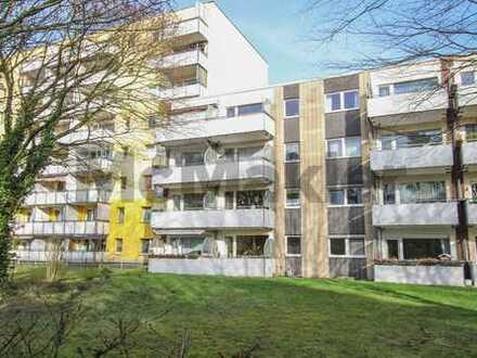 Kapital anlegen oder selber einziehen: Helle 3-Zi.-ETW mit Balkon nahe Hannover