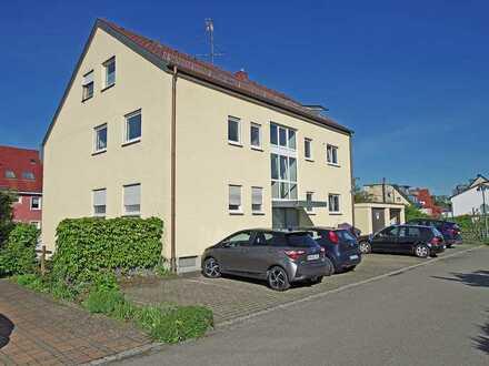 Schöne 2 Zi. Gartengeschoss-Wohnung in ruhiger und seenaher Lage in FN-Fischbach.