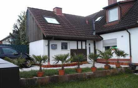 Reihenmittelhaus Wohnung mit Garten, Terasse, EBK in Zweibrücken