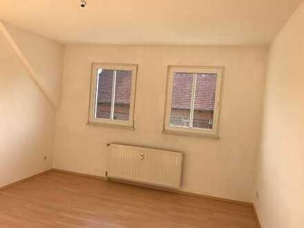 Gemütliche helle Wohnung mit möglicher neuer EBK und Garten zu vermieten!!!
