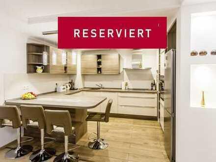 Komplett renovierte Wohnung mit Luxus-Küche!