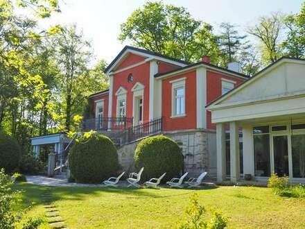 Villa mit 10 Zimmern für Liebhaber