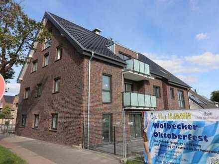 Erstbezug! Wunderschöne Obergeschosswohnung im Zentrum von Wolbeck!!!