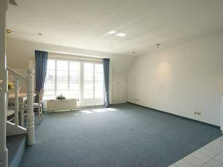 3-Zi. DG-Wohnung mit Loggia und zwei Bädern in wattnaher Lage von Munkmarsch