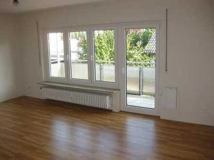 Erstbezug nach Sanierung: 2-Zimmerwohnung mit großem Balkon im Ortsteil Keramag/Falkenberg