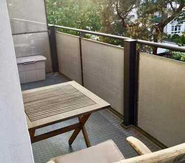 Für Kapitalanleger: Herrliche 2 Zimmerwohnung mit großem Sonnenbalkon - vermietet