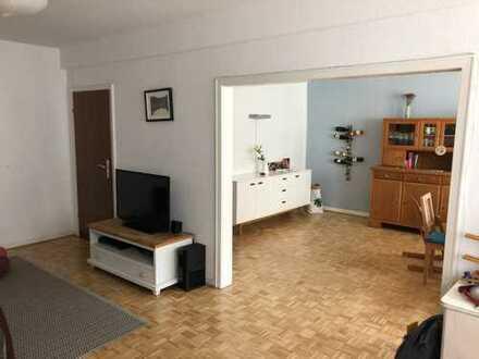Helle 3-Zimmer-Wohnung mit Balkon im Herzen der Kölner Südstadt