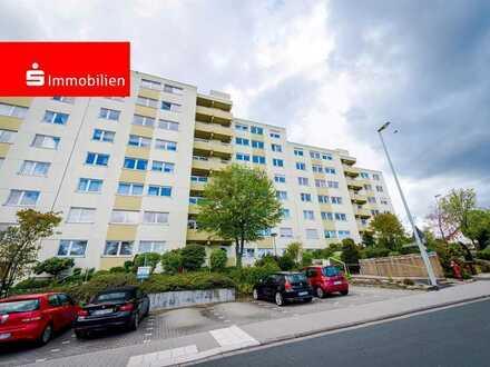 Wohnen mit Aussicht! Etagenwohnung in Neuenhain sofort verfügbar