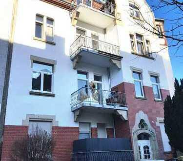 Kernsaniertes Mehrfamilienhaus im Bereich des Erfurter Stadtparks
