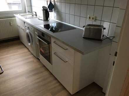 Stilvolle, gepflegte 2-Zimmer-Wohnung mit Einbauküche in Albstadt