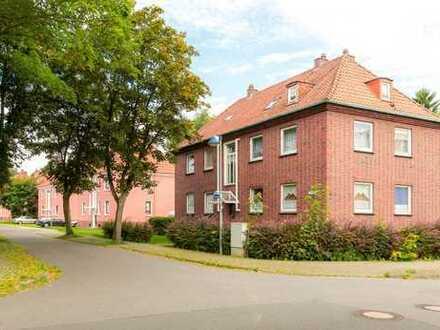 Tolle Familienwohnung im Grünen - top gepflegte 4-ZKB - auch WGs - MEinswarden!