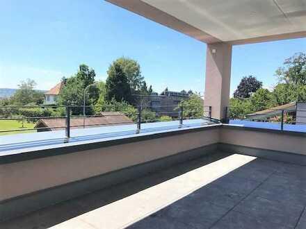 4,5-Zimmer-Neubauwohnung mit großer Terrasse in sehr guter Höhenlage von Konstanz