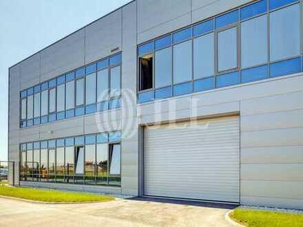 Neubau   Logistik   Rampe   Produktion
