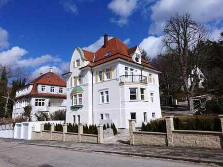 Wohnen oder Arbeiten in einer der schönsten Jugendstill Villen - Baujahr 1911 – über 300m² Wfl