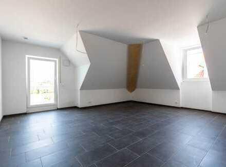 Neubau: 2-Zimmer DG Wohnung in Hundszell
