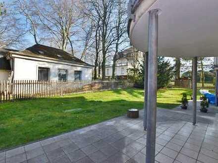 Schöne 2-Raum Wohnung mit großer Terrasse und TG-Stellplatz in Glauchau!