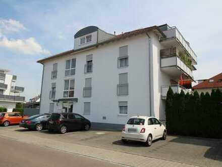 Moderne, lichtdurchflutete 3 Zimmer Wohnung mit Balkon - Illertissen