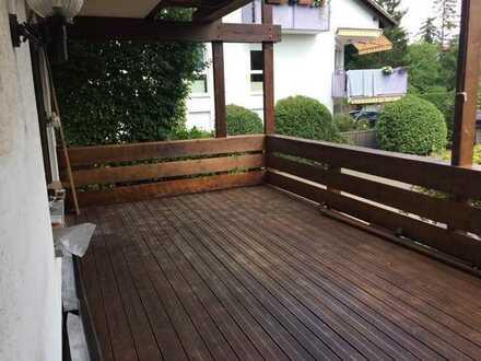 Lust auf eine lichtdurchflutete und ruhige 3-ZW inkl. einer wunderschönen großen Terrasse?
