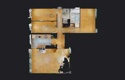 4 Zimmer-Wohnung nahe Britzer-Garten!