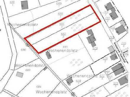 Bad Dürkheim: Baugrundstück in einer reinen Wohnlage mit hohem Freizeitwert