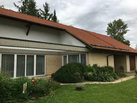 Bungalow mit 4 Zimmern, ca 200 qm Wohnfläche, barrierefrei, Bad Wörishofen