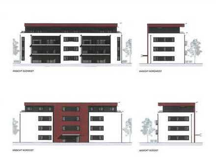 2 Zimmer-Wohnung im Neubau! Fertigstellung 2019