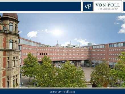 Beste Citylage! 2-Zi-Wohnung mit Wintergarten u. TG Stellplatz