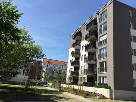 Sehr schöne 3-Raum Komfortwohnung mit Balkon, Aufzug, PKW-Stellplatz, barrierefrei