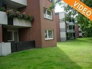 Gepflegte 2-Zimmerwohnung mit Balkon Nähe Klinikum