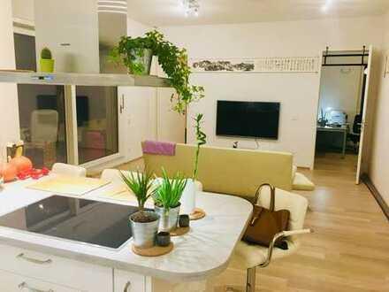 Helle und ruhige 3-Zimmerwohnung im Zentrum von Frankfurt